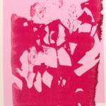 Lizz Sharr          Rosa Irma                       serigrafi